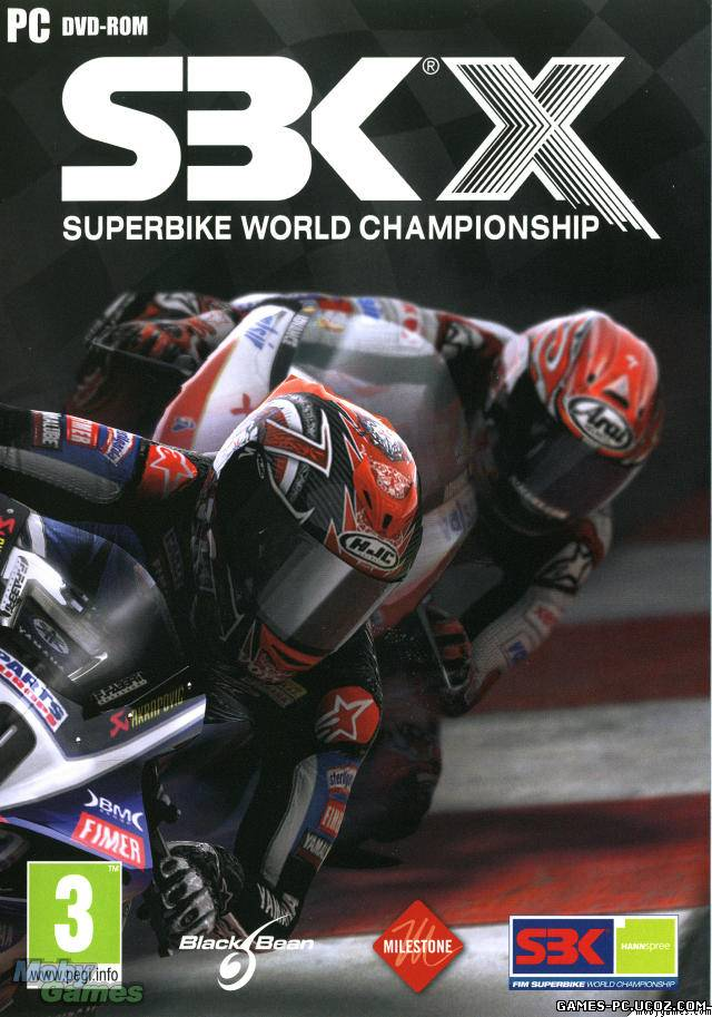 Постер для - SBK X: Superbike World Championship (2010) [RUS]