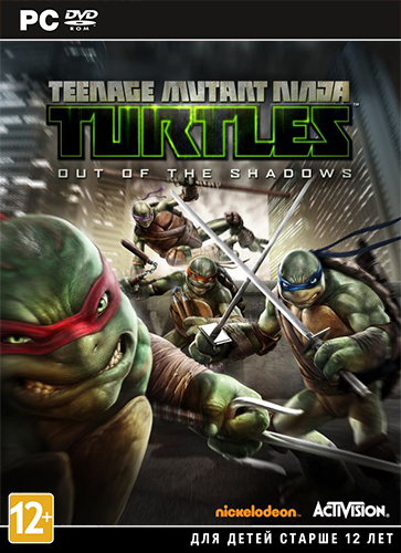 Постер для - Teenage Mutant Ninja Turtles: Out of the Shadows (2013/PC/Английский) | ReРack от R.G. Virtus