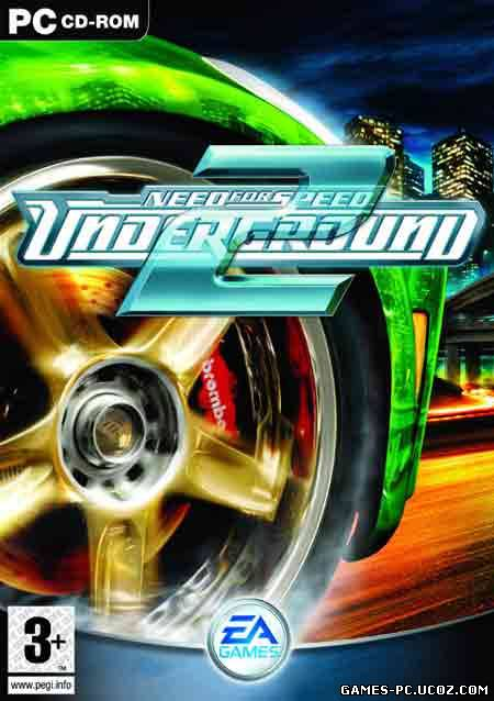 Постер для - Need For Speed Underground 2 [RUS]