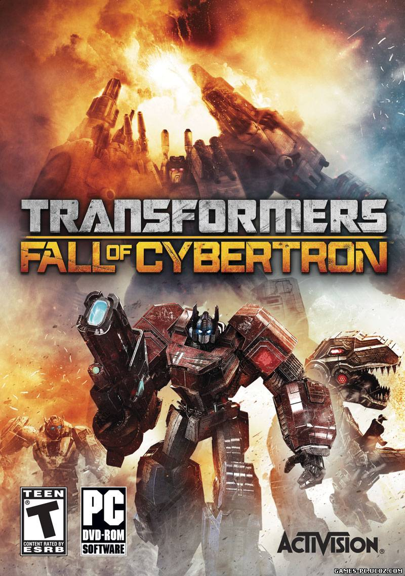 Transformers: Fall Of Cybertron (2012) PC | Repack [RUS]