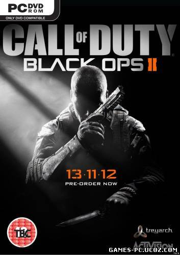 Call of Duty: Black Ops 2 - Limited Edition (2012) PC [RUS]