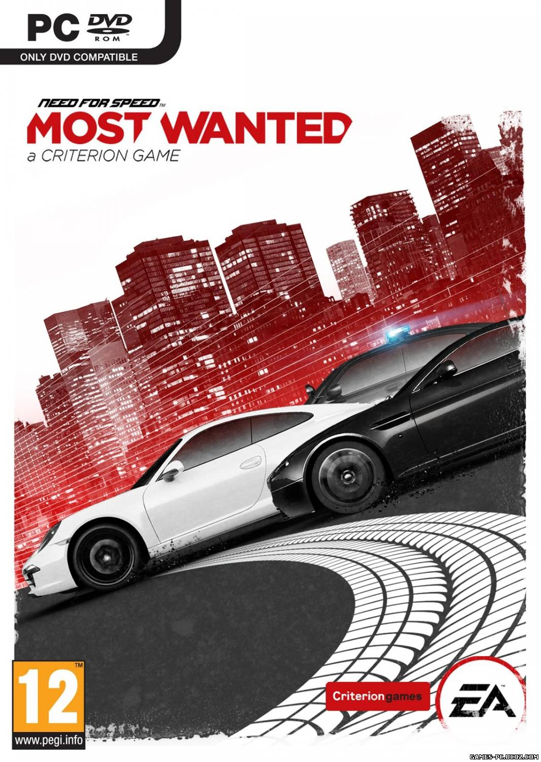 Постер для - Need for Speed: Most Wanted (2012) [RUS]
